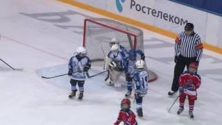 Видеосъемка хоккейного матча ЦСКА 2008 - Динамо Минск 2008