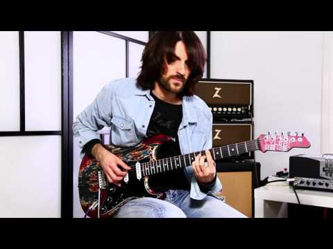 John Mayer Gravity - Guitar cover by Carlos Morgado