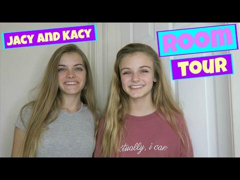 ROOM TOUR ~ Jacy and Kacy