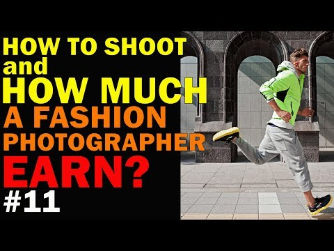 how much a fashion photographer earn? - how to shoot a fashion editorial - #11 - どのようにファッション誌を撮影するか