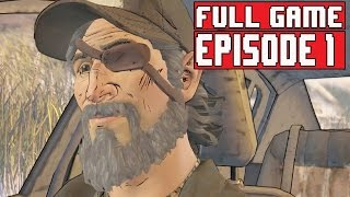 The Walking Dead New Frontier Episode 1 Gameplay Walkthrough Part 1 FULL GAME 1080p No Commentary