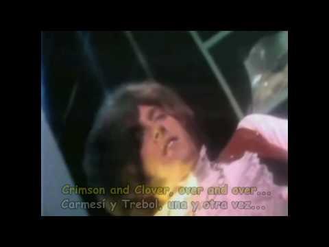 TOMMY JAMES & THE SHONDELLS - CRIMSON AND CLOVER - Subtitulos Español & Inglés