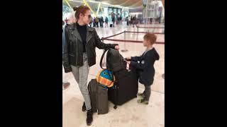 Ляйсан Утяшева увезла ребенка в Израиль