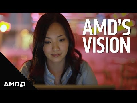 AMD's Vision for the Future of Technology