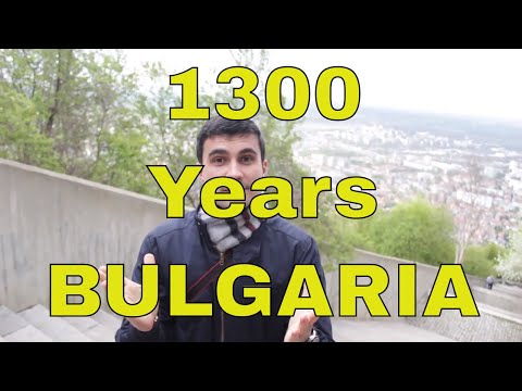 Shumen Monument 1300 Years of Bulgaria [Founders of the Bulgarian Country]