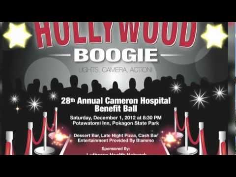 2012 Cameron Ball Promo Hollywood Boogie