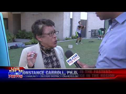 KUSI-SD: Miramar College is the Fastest-Growing Jr. College in the Region