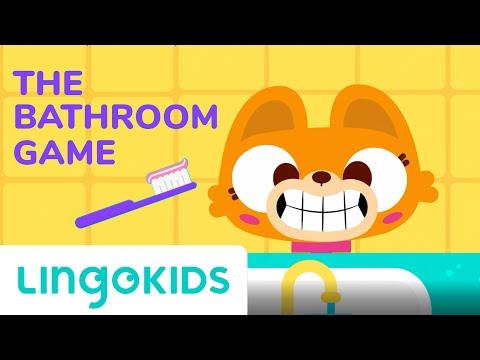 BATHROOM FUN WITH LISA🧽 - Lingokids App Games