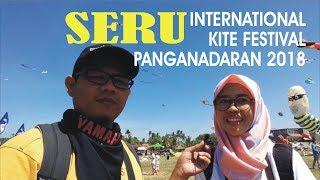 International Kite Festival Pangandaran, INDONESIA 2018