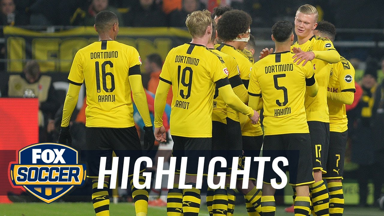 Borussia Dortmund vs. 1. FC Koln | 2020 Bundesliga Highlights