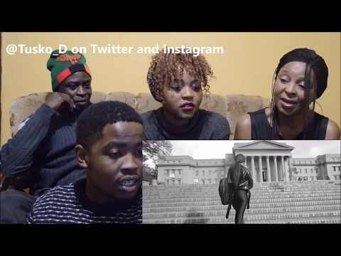 MY FAMILY REACTS TO Cassper Nyovest Push Through The Pain. || Tusko_D Reacts