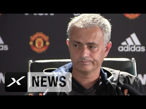 """Goodbye!"" Jose Mourinho als Moskito-Killer 