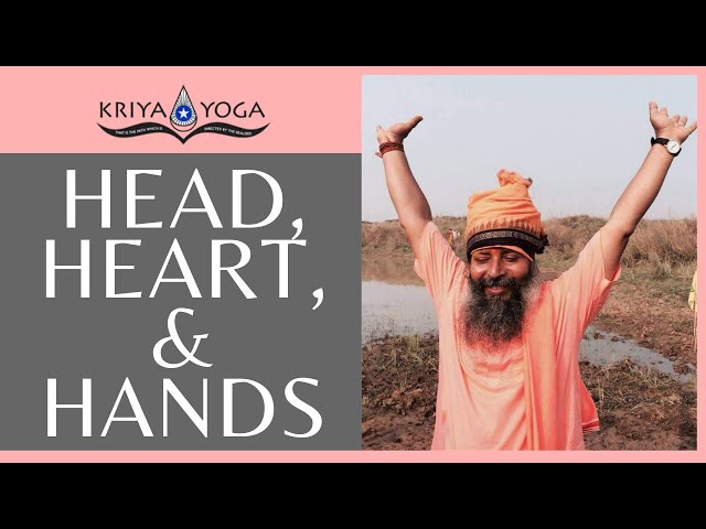 Head, Heart, and Hands