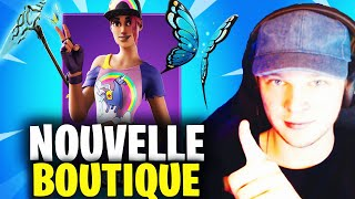 🔴I OFFER THE NEW SKIN IN THE FORTNITE BOUTIQUE FROM JULY 7 to 2H! PERSONAL PART IN THE MEANTIME!