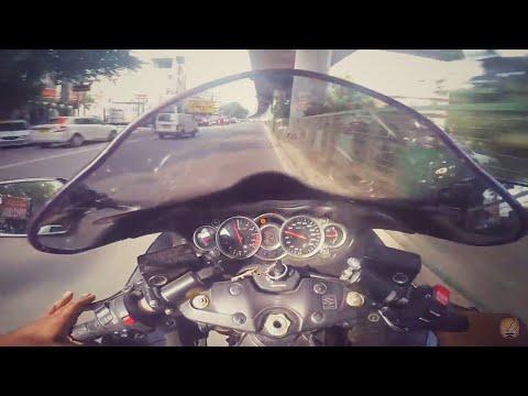 Riding Limited Edition HAYABUSA !! FULL...