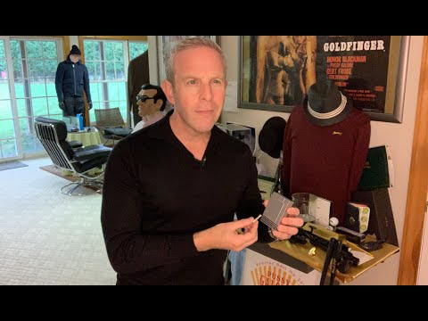 N.Peal 007 Collection Goldfinger Sweater And Polo Shirt Review