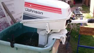 Johnson 4,5HP 2T