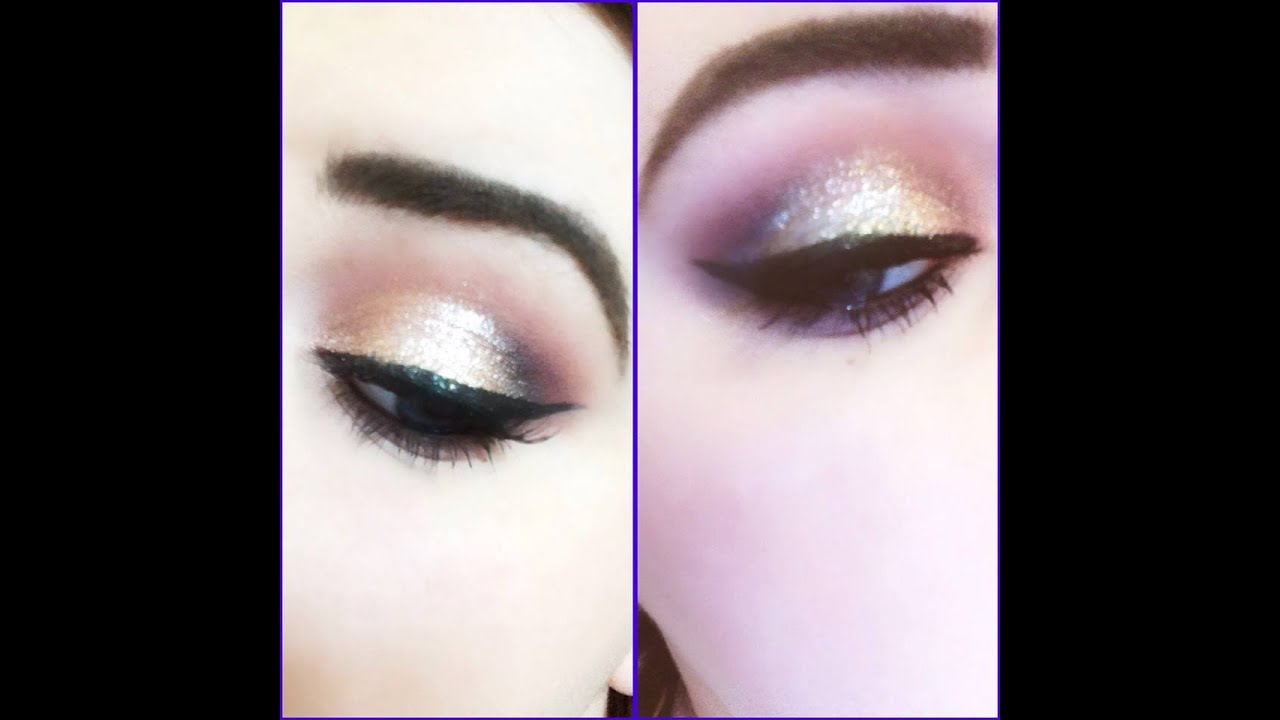 Classic Old Hollywood Glam Makeup Tutorial (hooded eyes ...   Hollywood Glam Eye Makeup