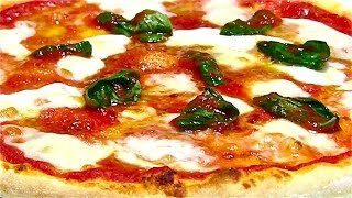 Pizzateig selber machen-Original Pizzateig Rezept aus Neapel von den Erfindern der Pizza Margherita
