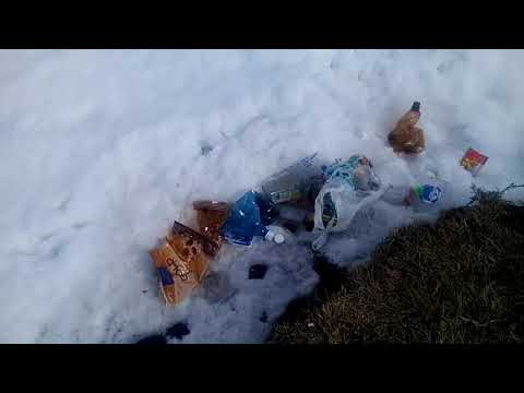 Экологическая Катастрофа г. Макушино Курганская обл. №3