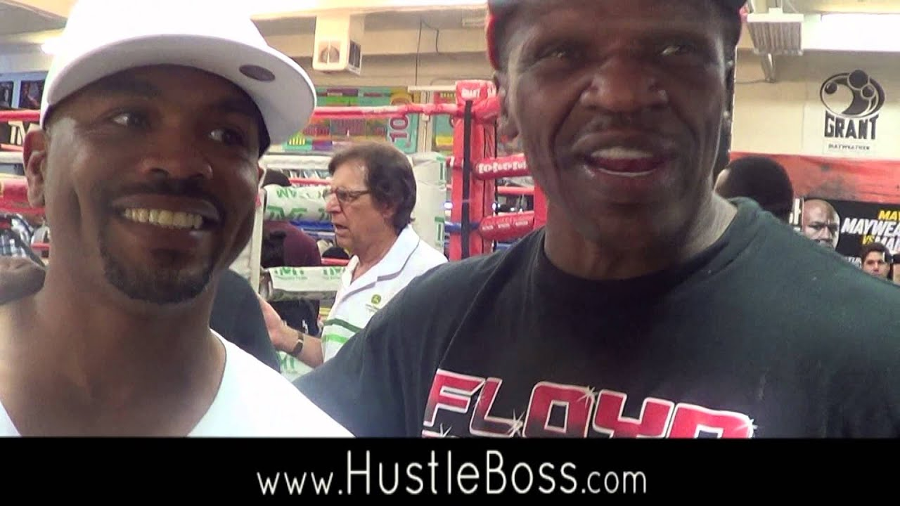 Friends remember Roger Mayweather: 'Nothing was going to stand ...