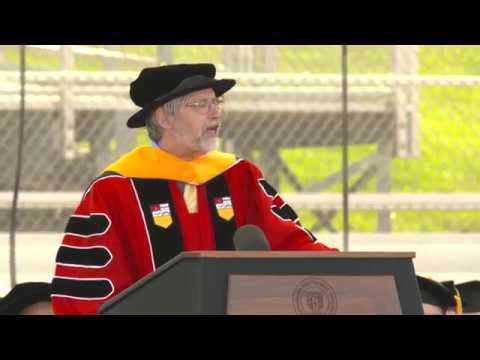 The Honorable John P. Holdren 2019 Commencement Speaker ...