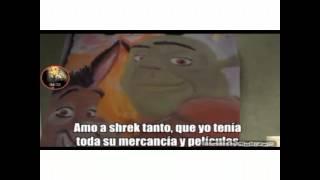 Repeat youtube video Vídeo reacción doble smile HD shrek is love shrek is life