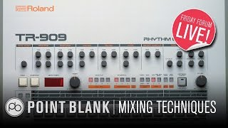 Mixing Techniques for Electronic Drums w/ Free Plugins (FFL!)