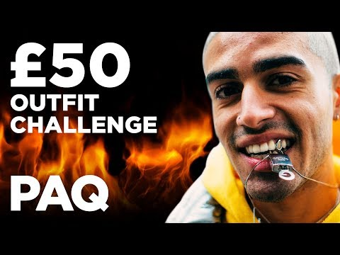 PAQ Ep #1 - Buying Fire Fits on a £50 Budget