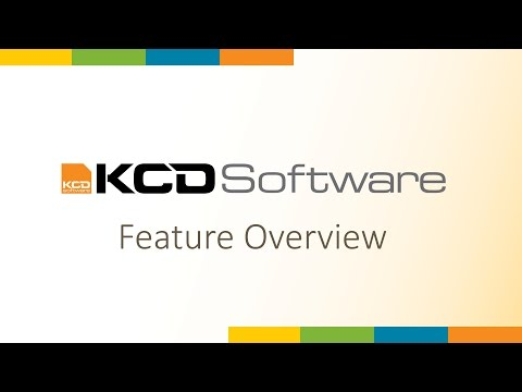 Kcd Software Overview Youtube