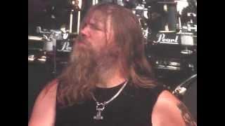 """Guardians of Asgaard"" Amon Amarth live in Wacken 2-8-2014"