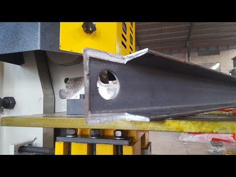 Q35Y-25 Steelworker | Sheet Metal Hole Punch | Ironworkers tools from KRRASS