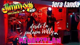 Transmisión en vivo desde Palapa Willy Minatitlan