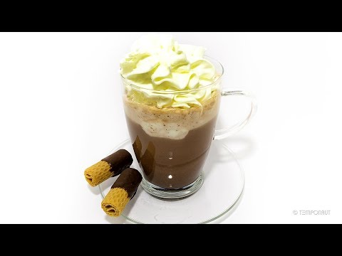 Hot Chocolate Time-Lapse