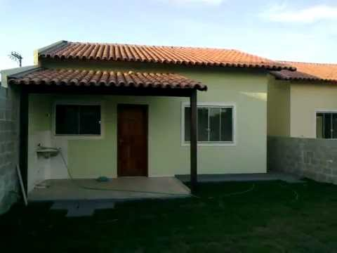 Balneario Carapebus Casa Nova 02 Qts Terreno 200m2