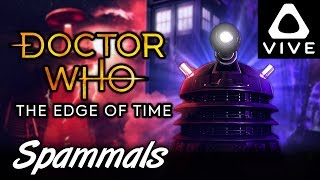 Doctor Who: The Edge Of Time | First Impressions (HTC Vive VR)