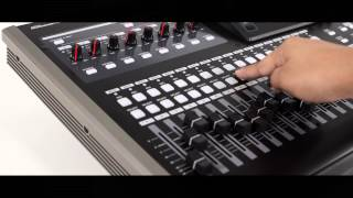 TASCAM DP24-SD Portastudio Overview 2015
