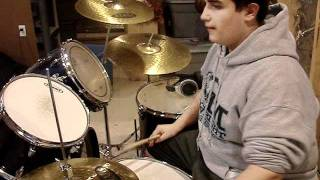 No Excuses (Alice in Chains) Drum Intro Tutorial