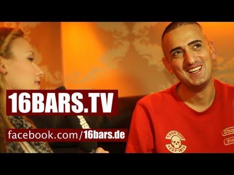 """Interview: Haftbefehl über """"Kanackiş"""" (16bars.de)"""