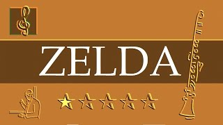 Download Clarinet Notes Tutorial - Song of Storms - The Legend of Zelda - Ocarina of Time (Sheet Music) MP3 song and Music Video