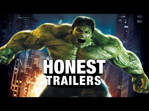 Honest Trailers - The Incredible Hulk