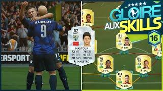 """FIFA 16 UT - Gloire aux Skills """"Le génie Mastour"""" Episode 16"""