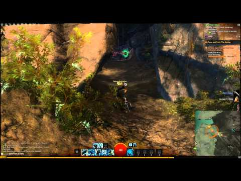 First Time Guild Wars 2 - Gameplay Commentary
