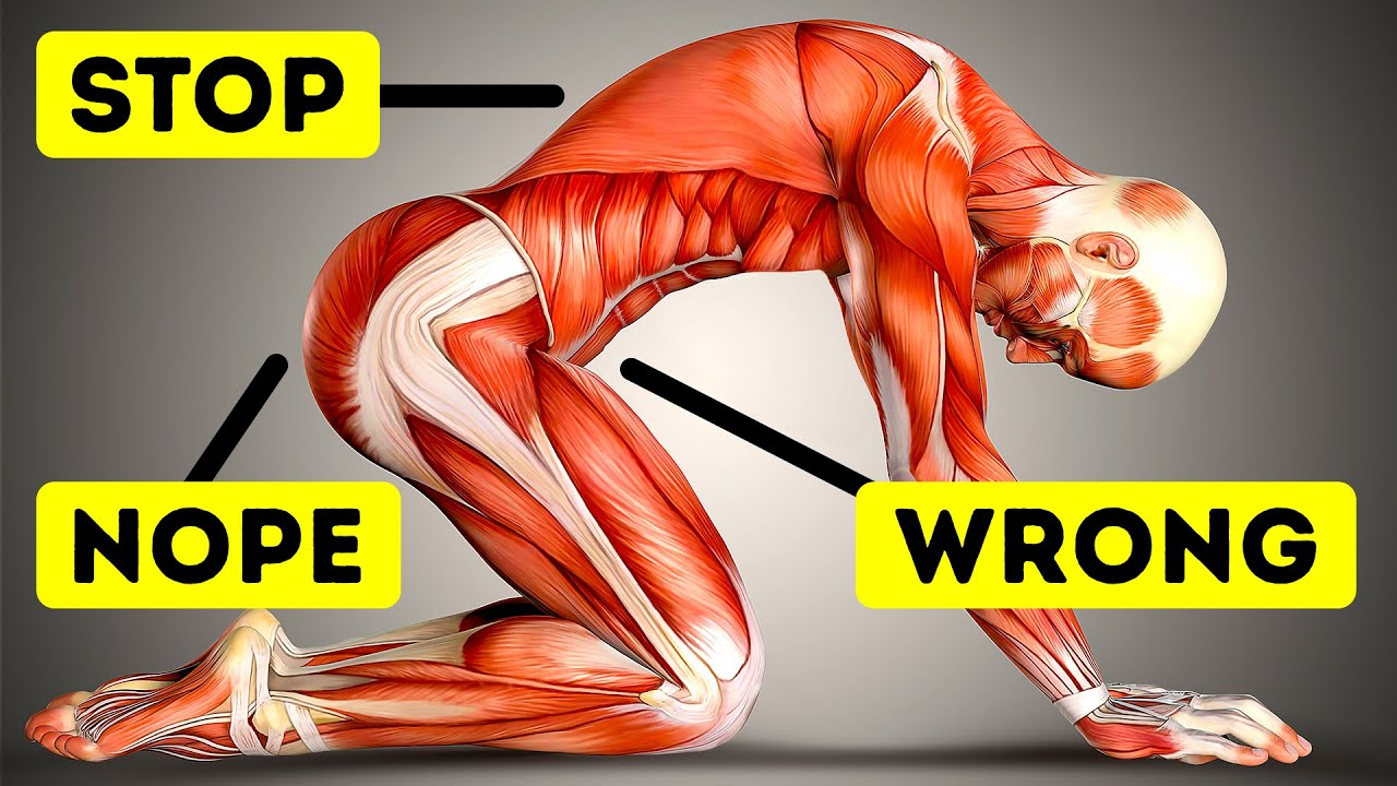 Статичното истегнување е за после тренинг - 20 фитнес грешки што ги правиме речиси сите