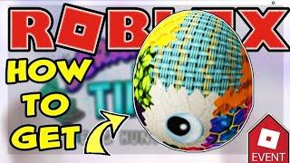 How to get the STULTORUM egg! (Roblox)