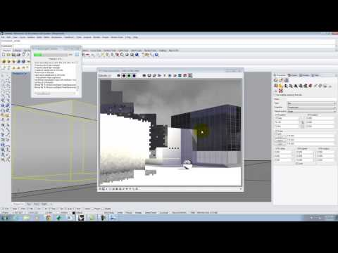 Lecture 219 - HDRI Background Images - Spring 2015