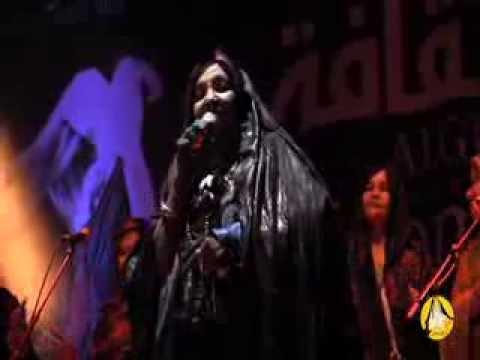La Diva du blues touareg: BADI Lalla