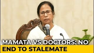 Mamata Banerjee's Return To Work Appeal Turned Down By Doctors