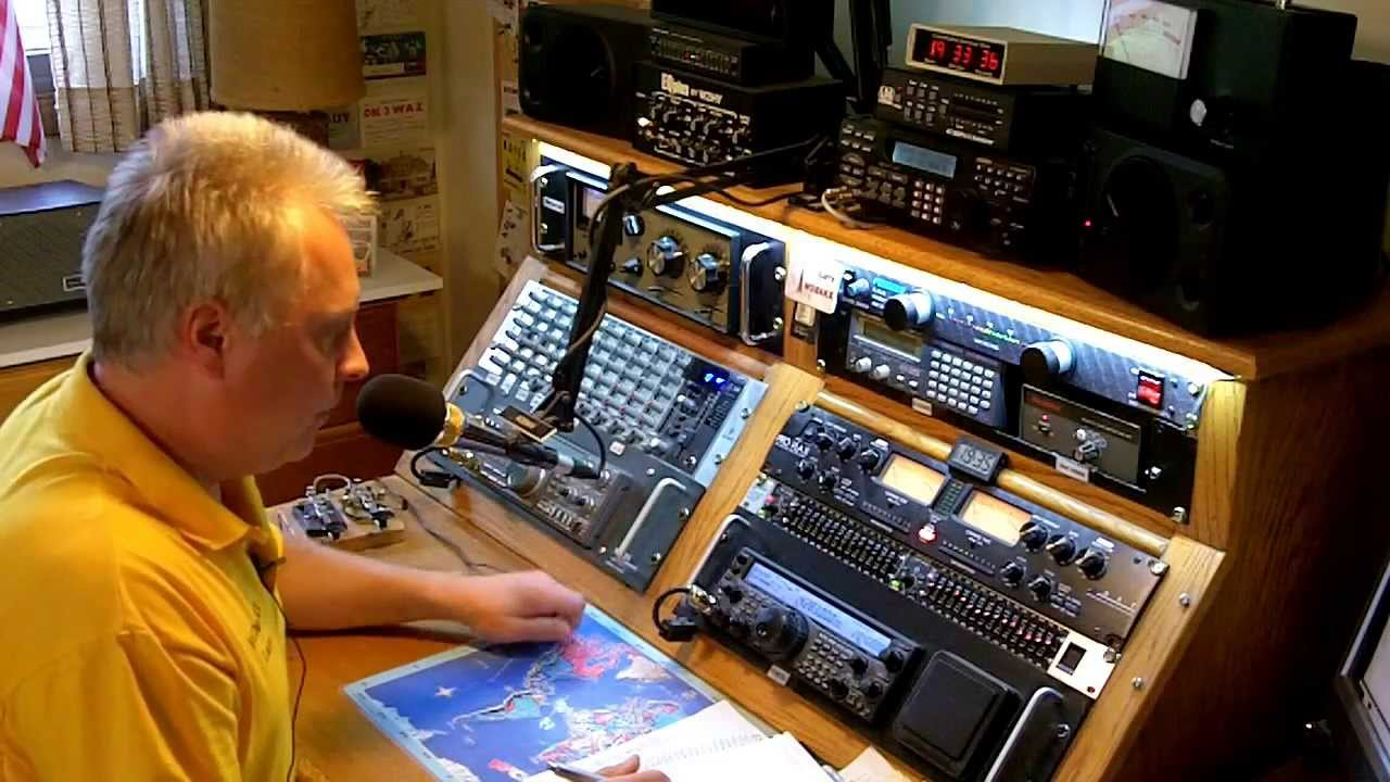 Contact With Indy 500 Special Event Ham Radio Station