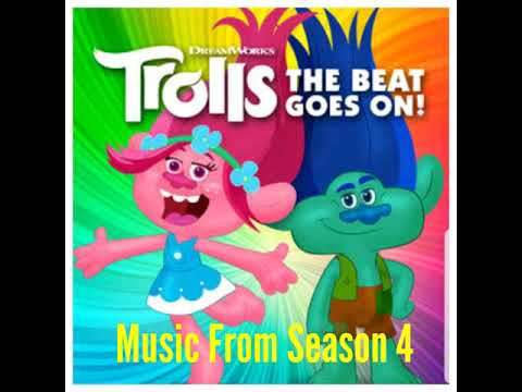 Kyla Carter - Trolls The Beat Goes On  (Season 4) | Track 8 | Because You're You